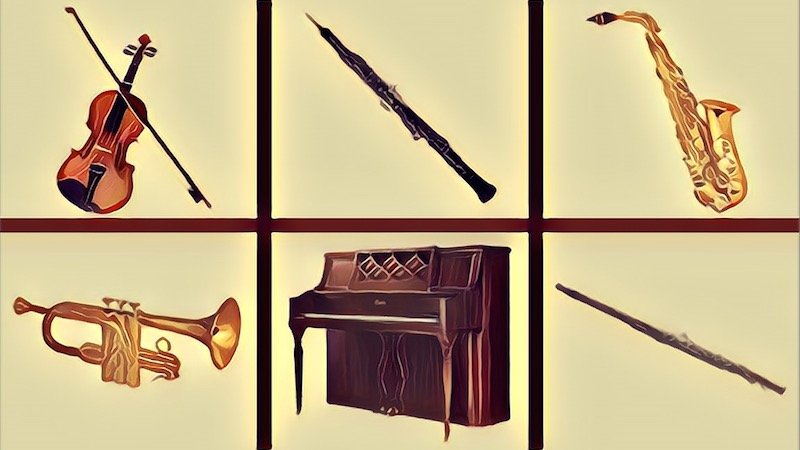 V.com weekend vote: Do you play more than one musical instrument?