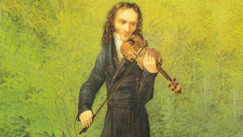 My 30-Minute Paganini Routine