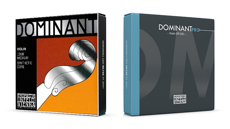 Thomastik-Infeld Launches New 'Dominant Pro' Violin Strings