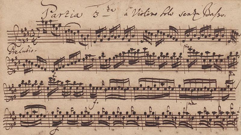 Bach Preludio