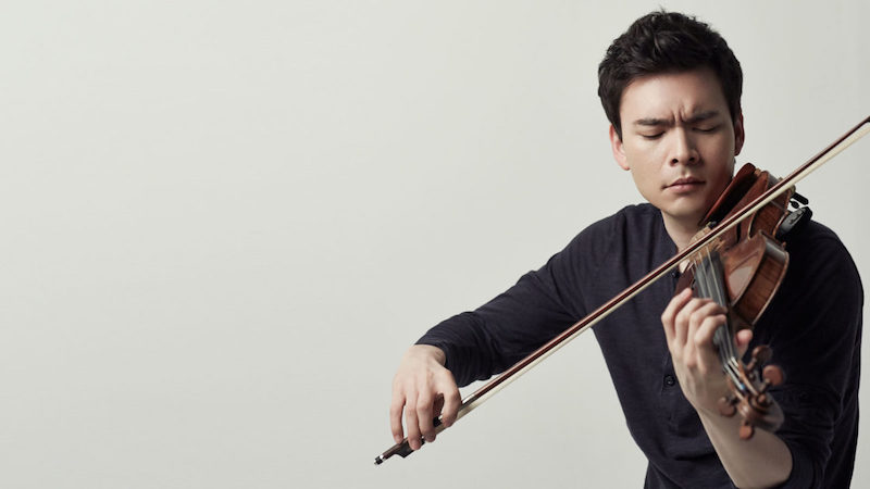 Great Catch for Mannes School of Music: Stefan Jackiw Joins Violin Faculty
