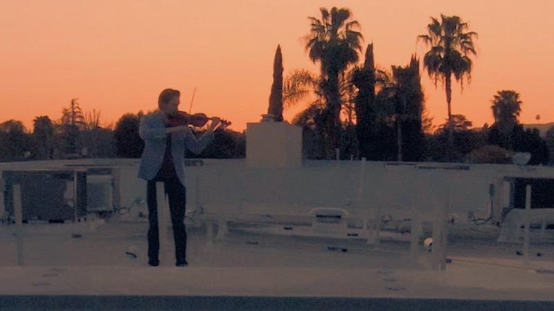 Jonny on the Roof