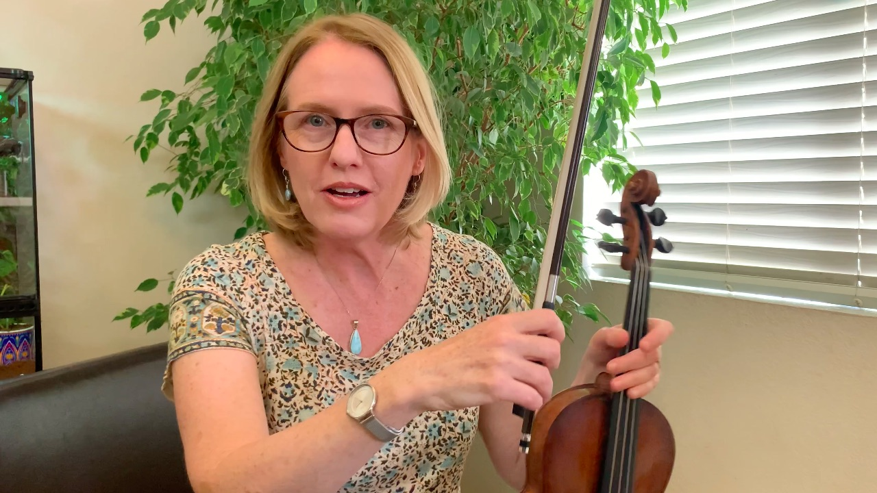 Violin Bow hold: Bend Thumb All the Way to Hair?