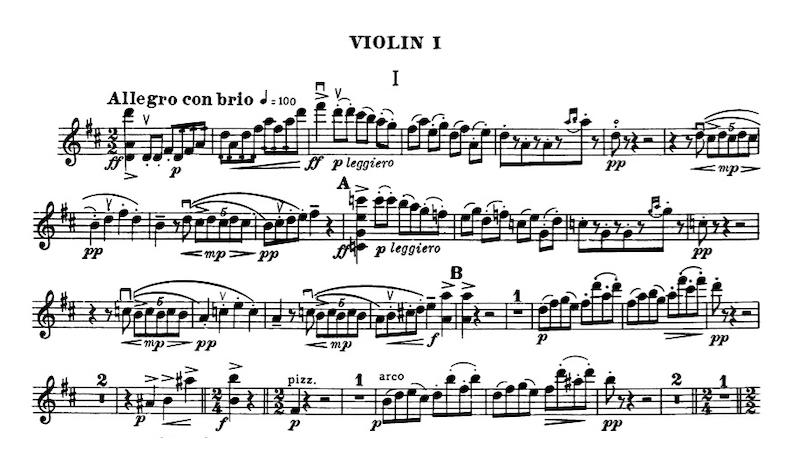 Orchestra Excerpts Part 2: Prokofiev 'Classical Symphony' and Strauss 'Ein Heldenleben'
