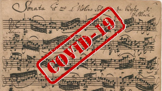 Because of COVID-19... The Impact of the Pandemic on My Music School Experience