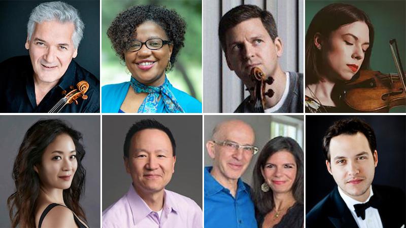 Juilliard Announces 2021 Starling-DeLay Violin Symposium Details