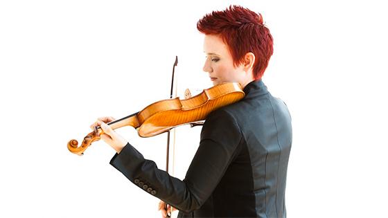 Livestream: Watch Violinist Aisslinn Nosky Perform Baroque Favorites