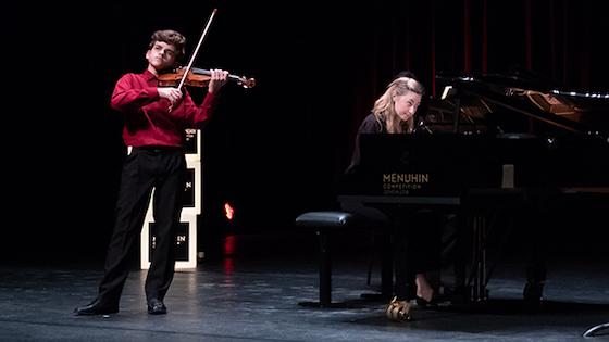 Menuhin Violin Competition Richmond 2021 Begins This Week