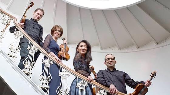 Livestream: Watch the Brentano Quartet Perform Haydn and Mendelssohn