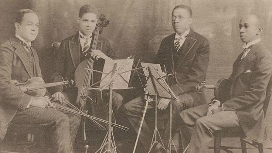 Negro Quartet