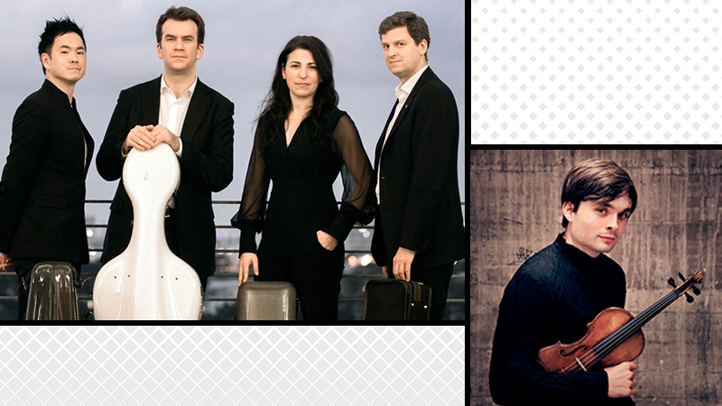 Ehnes Quartet Francisco Fullana