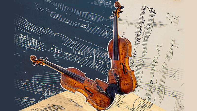 The Difference Between Learning to Play the Violin and Dabbling with Advanced Repertoire