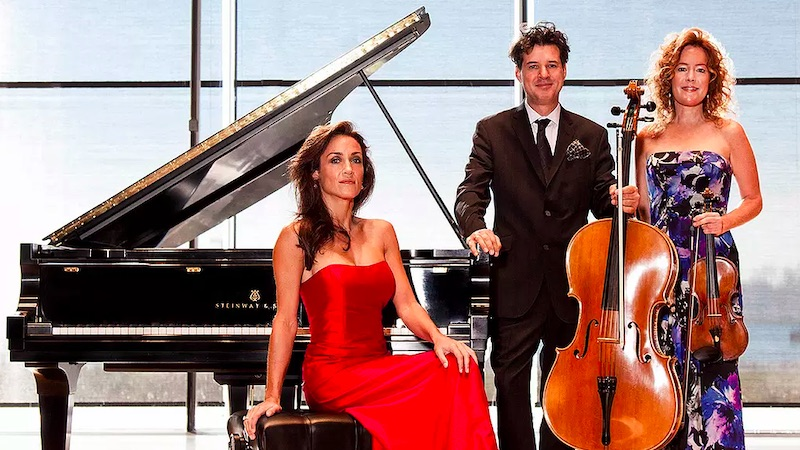For the Record, Op. 158: Lincoln Trio; Cellist Matt Haimovitz; Composer Jerod Impichchaachaaha' Tate