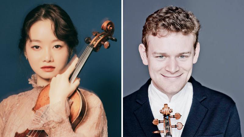 For the Record, Op. 159: Bomsori's 'Violin on Stage'; Sebastian Bohren's Mozart