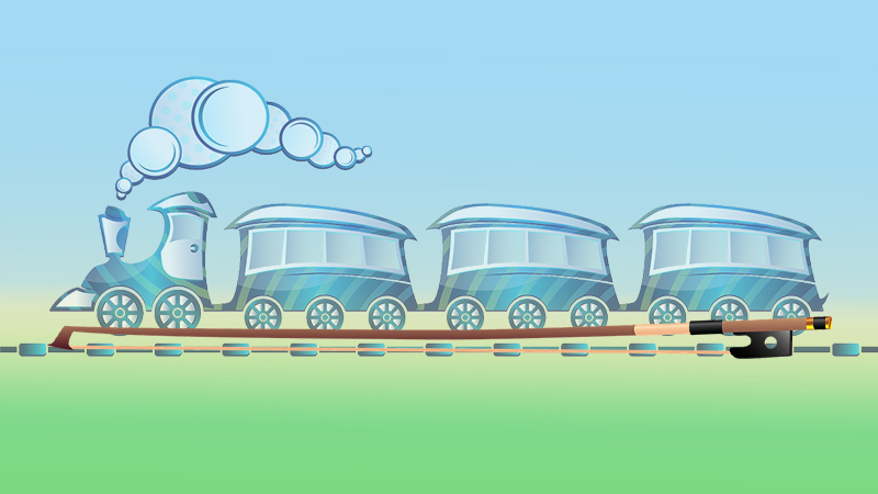bow train