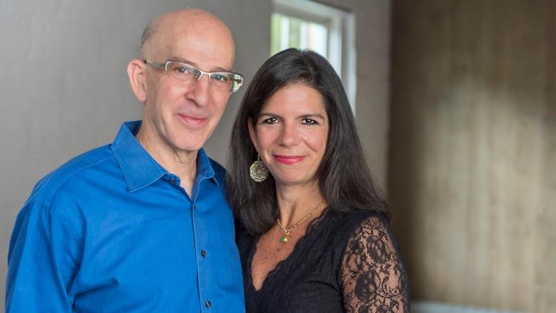 Pamela Frank and Howard Nelson