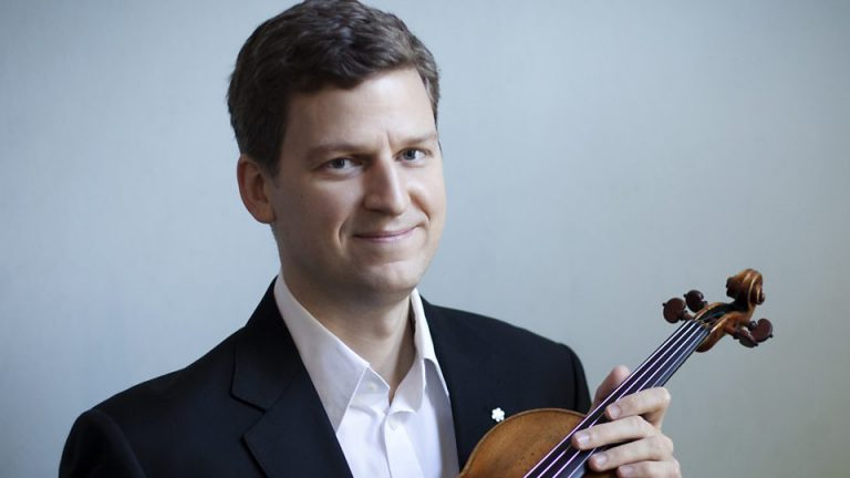Violin Master Class with James Ehnes - Starling-DeLay 2021