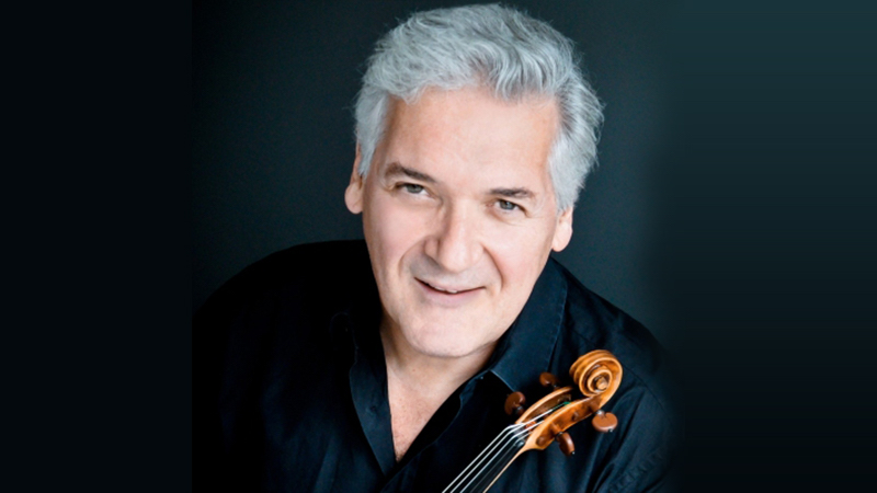Juilliard acts after Pinchas Zukerman uses 'offensive cultural stereotypes'