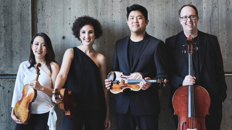 For the Record, Op. 161: Verona Quartet's 'Diffusion'
