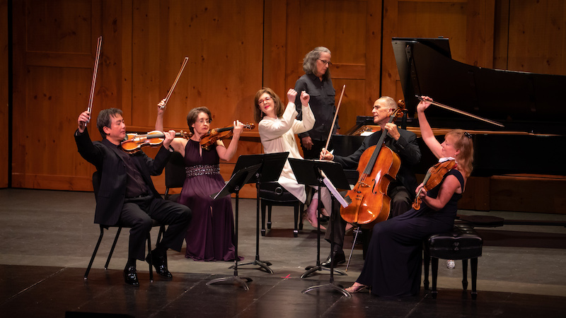 Live and In-Person, from Bravo! Vail, Colorado: New York Phil Quartet Review
