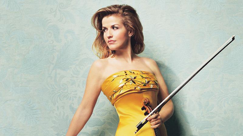 The Week in Reviews, Op. 314: Anne-Sophie Mutter Premieres John Williams' Violin Concerto