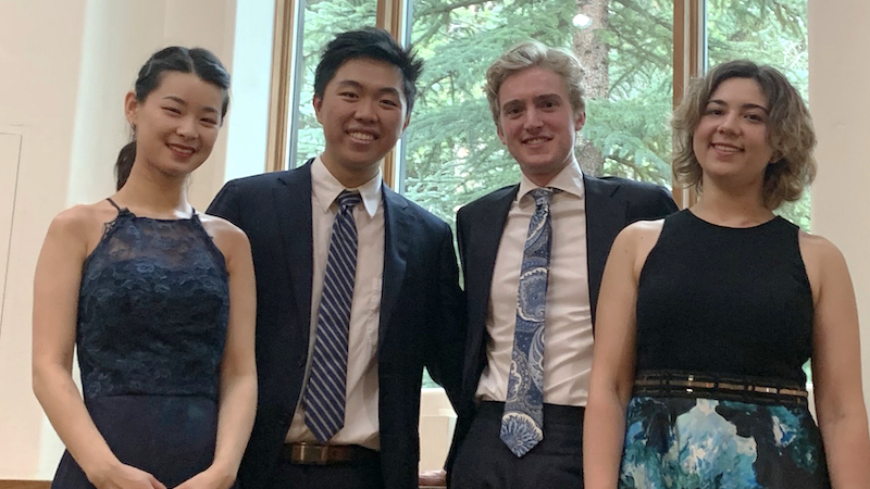Interview: Viano String Quartet at Bravo! Vail - Staying Together Through the Pandemic