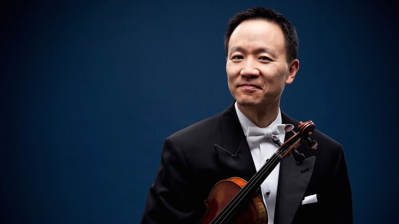 Behind the Orchestral Curtain with Philadelphia Orchestra Concertmaster David Kim