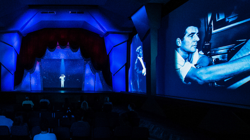 Leonard Bernstein Ravinia
