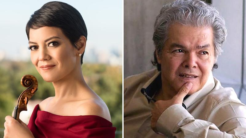Interview with Violinist Anne Akiko Meyers: Premiering Arturo Márquez's 'Fandango' Violin Concerto
