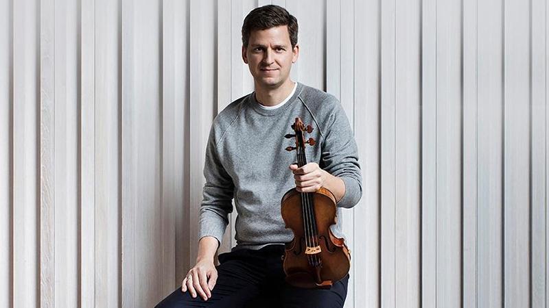 The Week in Reviews, Op. 317: James Ehnes; Augustin Hadelich; Joshua Bell; Thomas Zehetmair