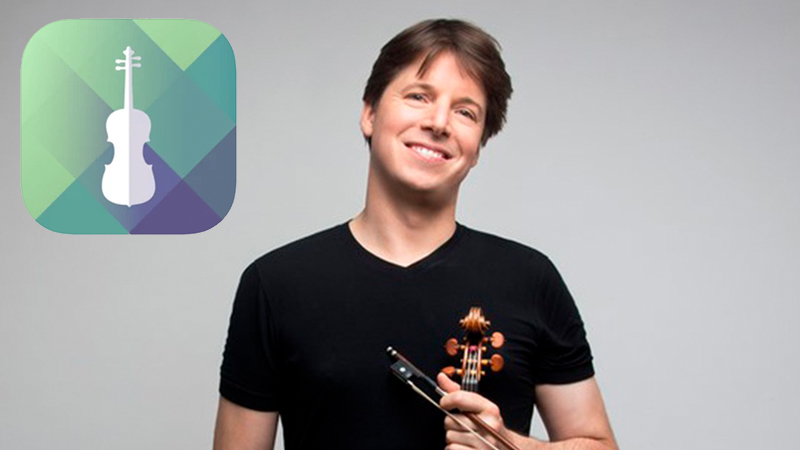 Joshua Bell and Trala