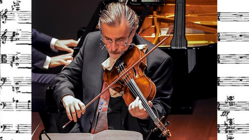 Of meteors and music: in memoriam, violist Vladimir Mendelssohn (1949-2021)