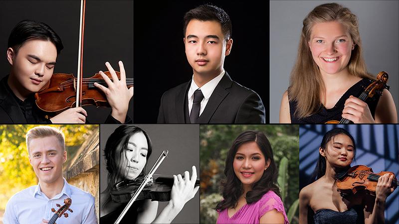 Shanghai Isaac Stern International Violin Competition 2020/21 Semi-Finals: Day 2 Summary