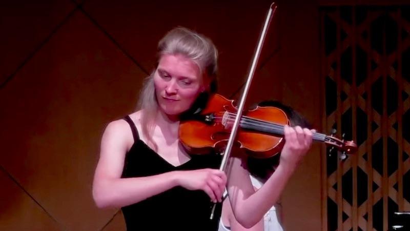 Shanghai Isaac Stern International Violin Competition 2020/21 Semi-Finals: Day 4 Mozart performances