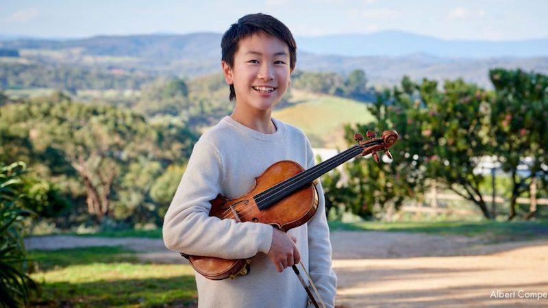 For the Record, Op. 167: Christian Li; Jennifer Koh; Spektral Quartet