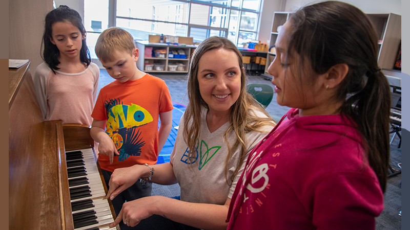 Bravo! Vail: Starting Music Education in Schools with No Music Programs