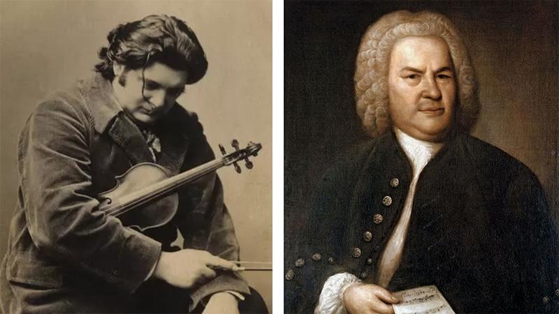 Bach and Ysaye