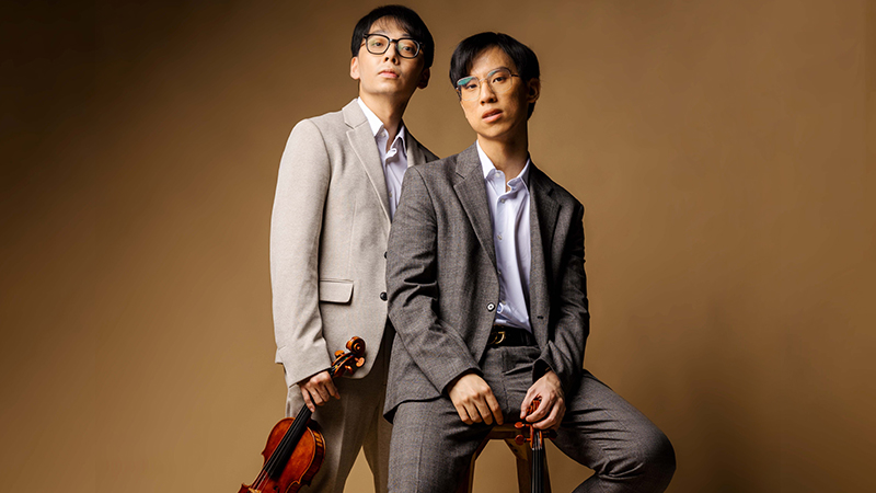 Exclusive Interview with TwoSet Violin: Announcing 2021 Virtual World Tour