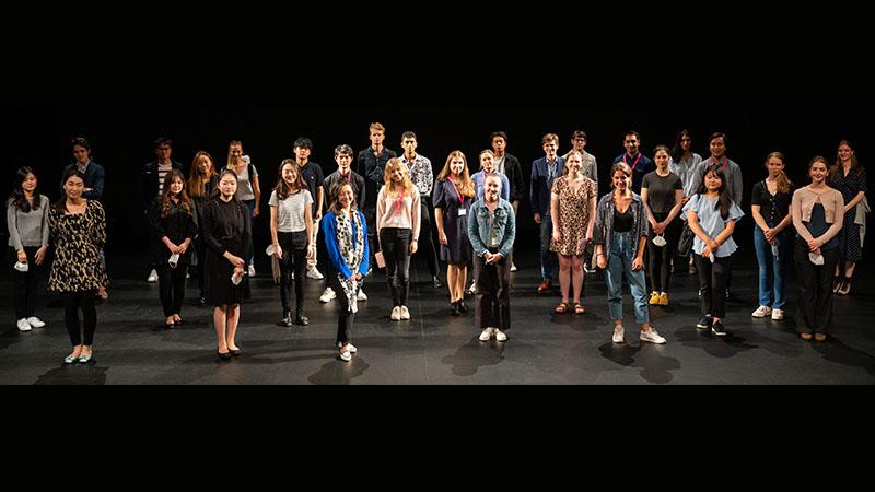 2021 Joachim Competition participants