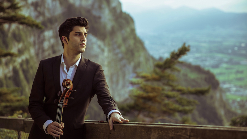 For the Record, Op. 174: cellist Kian Soltani; Christian Tetzlaff; Ensemble Diderot and more.