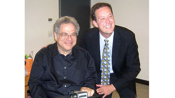 Starling-DeLay Day Two: A Conversation with Itzhak Perlman