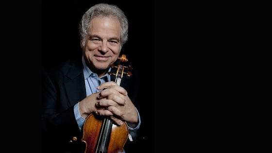 Starling-DeLay Day Two: Master Class with Itzhak Perlman