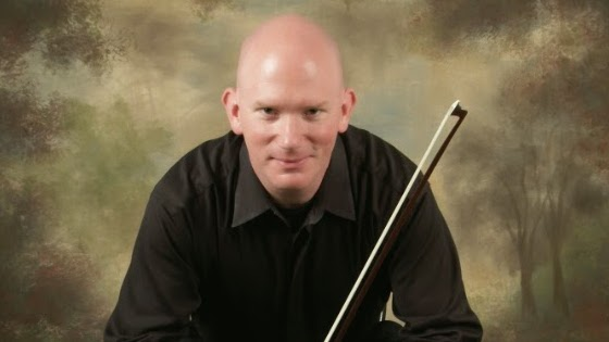 Violinist.com interview with Peter Wilson: playing in President's Own Marine Chamber Orchestra