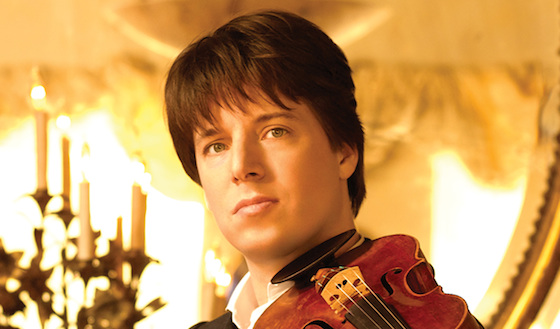 Violinist.com interview with Joshua Bell