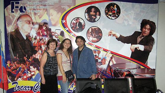Discovering El Sistema: A Virtual Visit to Venezuela
