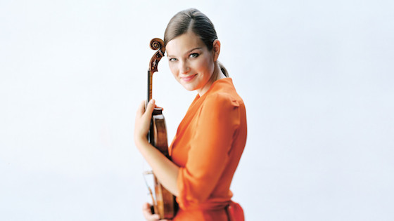 Violinist.com interview with Janine Jansen
