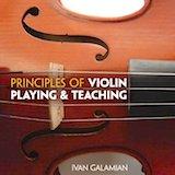 Galamian's Principles