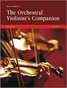 The Orchestral Violinist's Companion