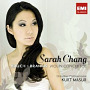 Sarah Chang: Brahms and Bruch Violin Concertos