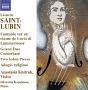 Anastasia Khitruk: Saint-Lubin Works for Violin